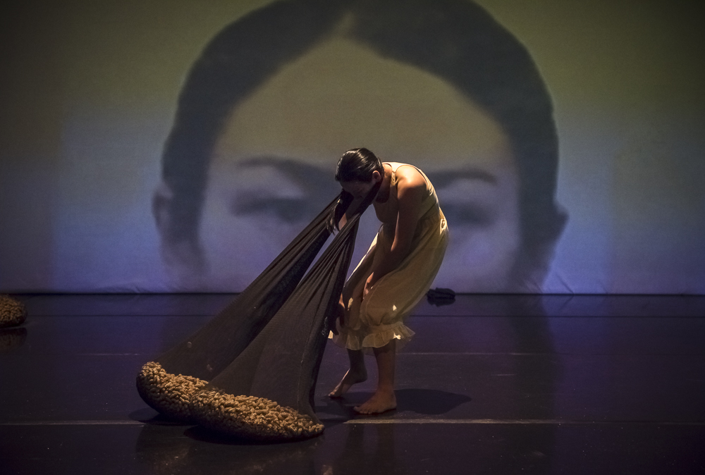 'Genetrix' (2019), Victoria Chiu. Photo by Gregory Lorenzutti for Dancehouse.
