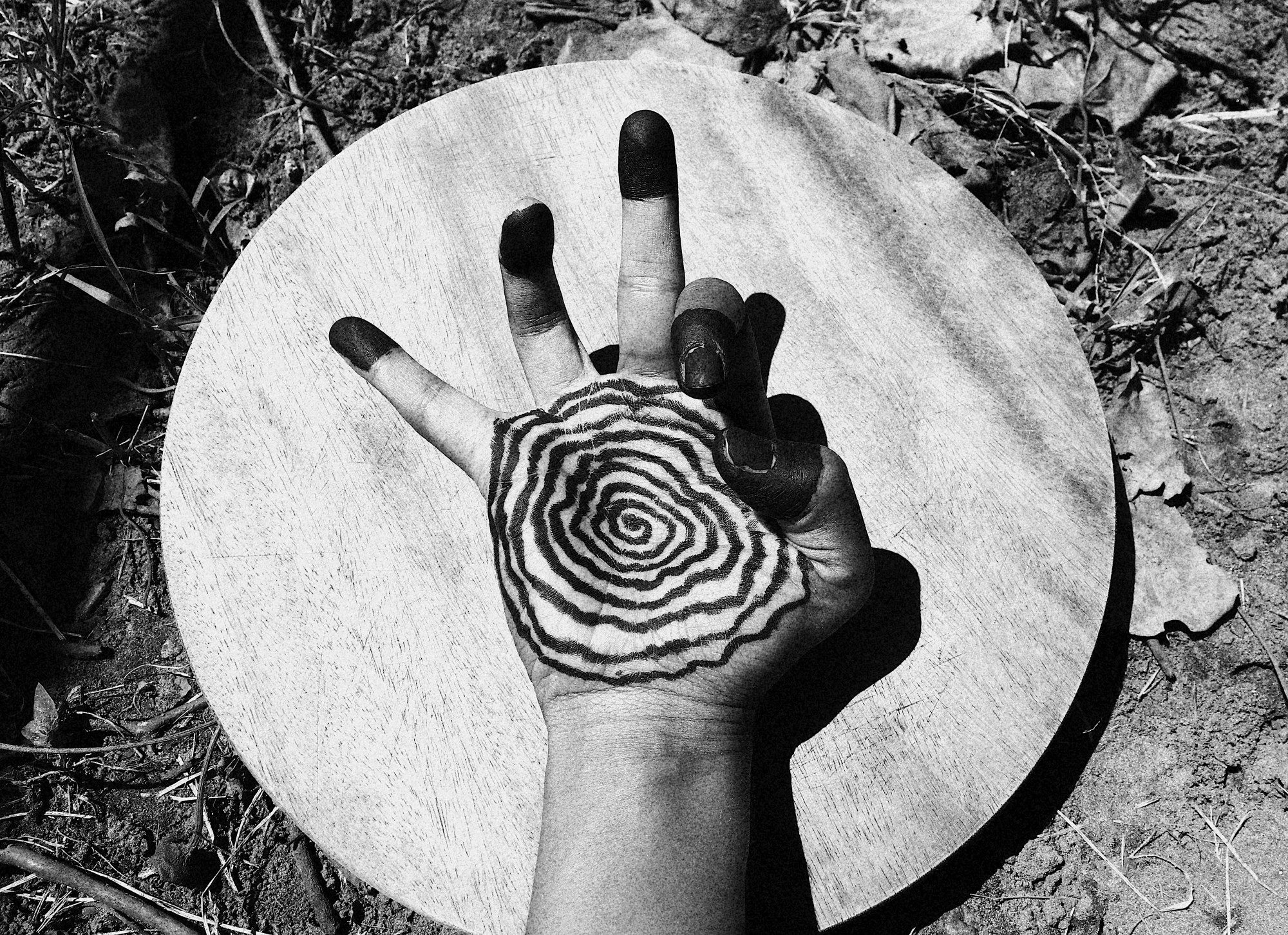 'Liminal Mudra: The Un-appropriated Hand' (2019), Nithya Iyer.
