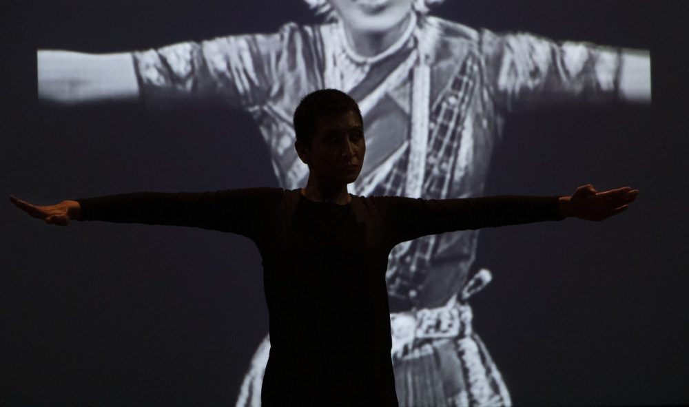 'Rewa: The Unseen' (2019), Devika Bilimoria. Sangam Performing Arts Festival of South Asia and Diaspora. Photo by Arun Muñoz.
