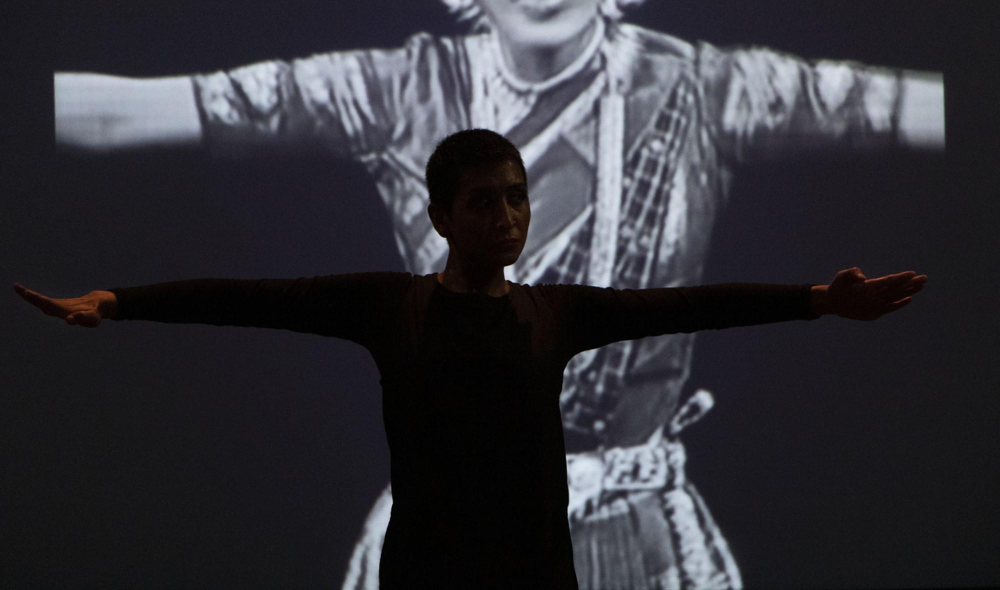 'Rewa: The Unseen' (2019), Devika Bilimoria. Sangam Performing Arts Festival of South Asia and Diaspora. Photo by Arun Muñoz.