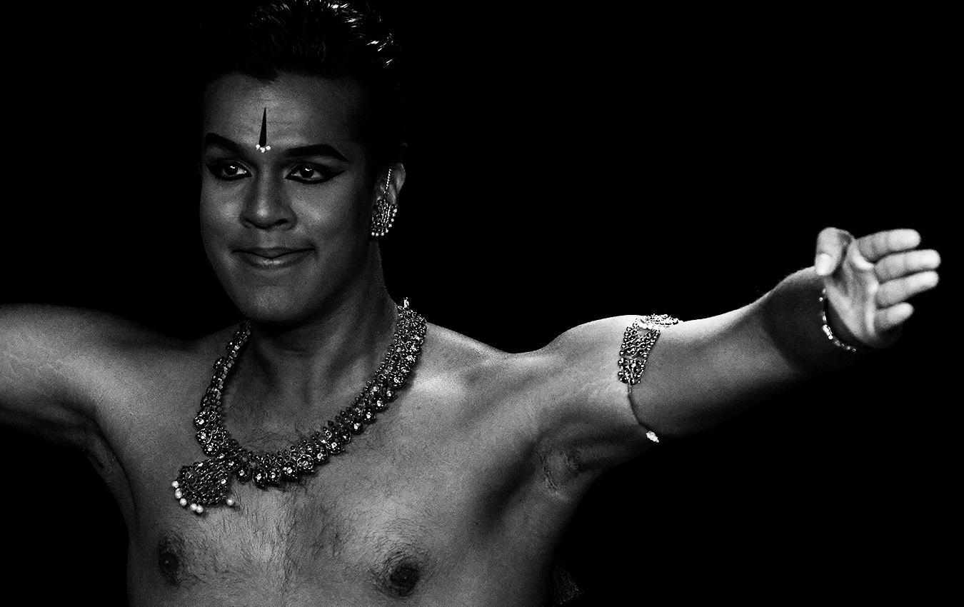 'Indra' (2018), Kasi Aysola. Photo by Arun Kumar.