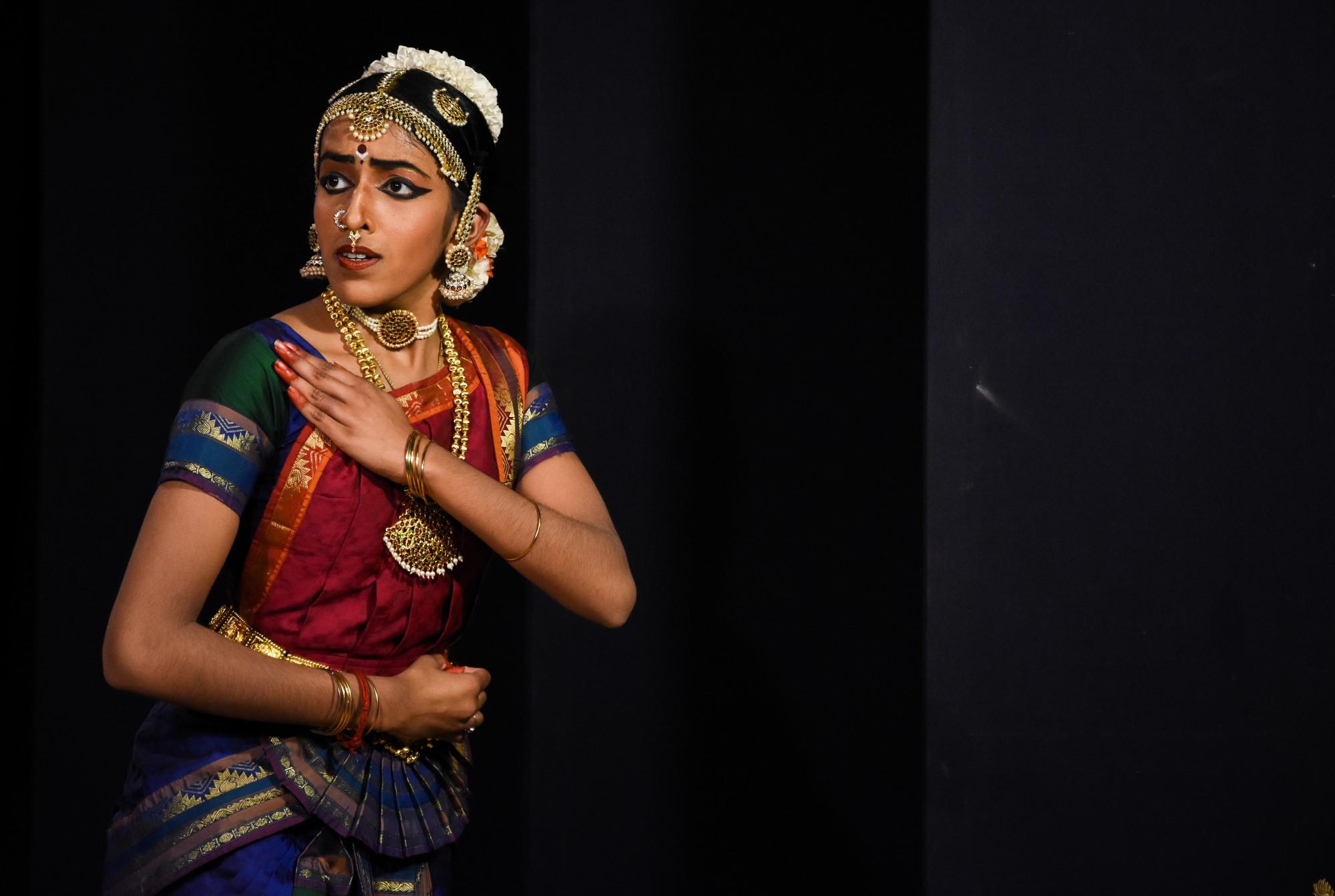Rukshikaa Elankumaran (2019). Photo by Divakar.